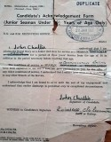 1959, 17TH MARCH - JOHN CHALLIS, I JOINED AT 15 YRS 19 DAYS OLD..jpg