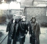 1957 - LARRY BEEDLE, COLLACOTT, STURGESS, TAFF LEWIS, 'SHOTLEY IN THE RAIN'.jpg