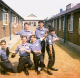 1975, 8TH JULY - MARTIN STURGESS, THE DAY BEFORE OUR PASSING OUT PARADE