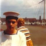 MICHAEL BRANAGAN - 1973, AFTER MAST MANNING ON PARENTS DAY..jpg