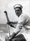 1951, MAY - MICHAEL CARTER, GRENVILLE DIV., 321 CLASS, BOY SIG., [SHOWS ME ON HM SUBMARINE AUROCHS DECEMBER 1958]