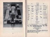 1956 - DICKIE DOYLE, KIT LAYOUT AS SHOWN IN THE SEAMAN'S POCKET BOOK, 1956 OR LATER WHEN BLUE CAPS WERE DISCONTINUED