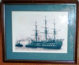 PHOTO OF HMS GANGES IN MYLOR CHURCH.JPG
