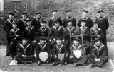 R.H. - DATE UNKNOWN, BUNTINGS CLASS WITH THEIR TROPHIES.jpg