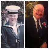 1964, 24TH AUGUST - RALPH EDWARDS, BOY TEL, THEN AND NOW.
