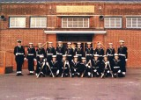 1974 - RORY GALLACHER, AUGUST, CAPTAIN'S GUARD - I AM FRONT ROW 3RD FROM LEFT..jpg