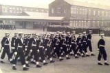 1970 - KEVIN TOSELAND, GUARD MARCH PAST..jpg