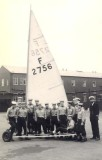 1970, 20TH APRIL - GEOFFREY SLOAN, 17 RECR., I AM SEATED, SAIL NO. IS SOMEONES SHIP'S BOOK NO..jpg