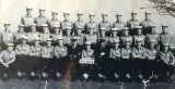 1970, AUGUST - DAVE M. INSKIP, 19 RCR., BULWARK AND THEN FROBISHER, I'M MID. ROW 5TH FROM LEFT.