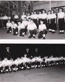 1971, 7TH JUNE - ALAN WILLIS, 25 RECR., BENBOW, 35 MESS, 251 CLASS, FIELD GUN CREW.