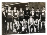1971 - MICHAEL GREEN, RODNEY DIVISION, CROSS COUNTRY TEAM, LT CDR CHRISTIE, DO IS ON THE LEFT..jpg