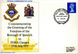 1971, 27TH JULY - FRASER ADAMS, FIRST DAY COVER, IT WAS MY BIRTHDAY AND I WENT ON DRAFT ON THE 29TH..jpg