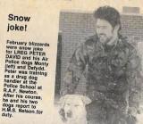 1971, 1ST NOVEMBER - PETER DAVID, LATER IN THE NAVY..jpg