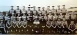 1971. SEPTEMBER - STEVE BEERLING, 28 RECR., ANNEXE, EAGLE MESS. I AM BACK ROW 2ND FROM RIGHT. THEN DRAKE DIV., 9 MESS.