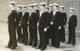 1972 - DAVID BARROW, HAWKE, 1 MESS, PIPING PARTY, I AM THE SHORTY REAR RIGHT. C