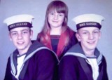 1972 - PHILL MOULTON, WITH MY BROTHER AND SISTER..jpg