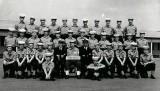 1972 - STEWART WISHART - 1972, JULY, ARK ROYAL RECR., I AM BOTTOM ROW FAR LEFT..jpg