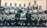 1972, 27TH JUNE - TOMMY MURRAY, 35 RECR., BULWARK MESS IN ANNEXE, CPO BOWEN, F