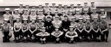 1972, 4th SEPTEMBER - TONY ANGELL, 37 RECR., LEANDER. I AM 3RD ROW UP, 3RD IN FROM RIGHT.