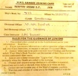 1972, 4TH SEPTEMBER - SHAUN GREGAN, 37 RECR., HAWKE, 38 MESS, SCW, A..jpg