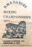 1972, 27TH JUNE - TOMMY MURRAY, 35 RECR., BOXING CHAMPIONSHIPS HELD ON 5TH OCTOBER, A