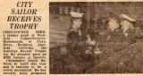 1972, APRIL-1973, JANUARY - CHRIS HIRD, NEWSPAPER CUTTING..jpg