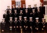 1973, 19TH NOVEMBER - DAVE HOWARD, RESOLUTION DIVISION, 28 MESS, I AM 2ND RIGHT FRONT ROW..jpg