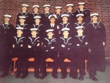 1974, 3RD DECEMBER - GARY BECK, I AM FRONT ROW IN THE MIDDLE, CLASS LEADER..jpg