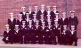 1974, SEPTEMBER - FRANK HUDSON, 453 CLASS, INSTR. PO TASI GARVEY