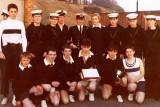1975 - ANTHONY JIM GREEN, 34 RECR., BLAKE, 10 MESS, BLAKE PULLING CREW, DO LT. SCULLY, I AM 2ND LEFT..jpg