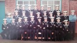 1975, 11TH NOVEMBER - FEARLESS, 971 CLASS, I AM FRONT ROW 3RD FROM RIGHT, INSTR. POME HADWICK..jpg