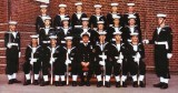 1975, 15TH SEPTEMBER - GEOFF MORGAN, LEANDER, 834 CLASS, CAPTs. GUARD FOR PASSING OUT PARADE..jpg