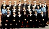 1975, 22ND JULY - RICHIE WALL, I AM 2ND FROM LEFT FRONT ROW..jpg