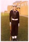 1975, 30TH SEPTEMBER - DAVID JOHN GRIFFITHS, FEARLESS, 912 CLASS.