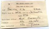 1976, 10TH FEBRUARY - COLIN SMITH, LEANDER, 72 CLASS, PO DOCHERTY, A WAFFO, OUR INSTR., GT. BLOKE..jpg
