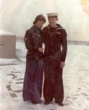 1976, JANUARY - IAN RICHARDSON, PASSING OUT DAY..jpg