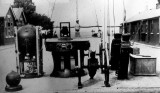 UNDATED - SHIPS BITS, A MINE AND BOMBS ON THE Q.D., NOW AT R.N. MUSEUM PORTSMOUTH..JPG