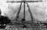1918 - ARMISTICE DAY, BOYS UNDER THE MAST.jpg