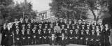 1958 - DAVE PARRY, Communication instructors HMS Ganges.jpg