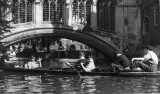 1958, 10TH JUNE - DAVE PARRY, 14 RECR., HAWKE, 47 MESS, 242 CLASS, PO TEL, ANSTEY, EXPED TO CAMBRIDGE, BRIDGE OF SIGHS