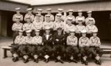 1958, 10TH JUNE - DAVE PARRY, 14 RECR., I AM TOP LEFT..jpg