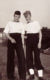 1958, 10TH JUNE - DAVE PARRY, 14 RECR., HAWKE, 47 MESS, 242 CLASS, PO TEL, ANSTEY, BEST OPPO EDDIE CALVERT AGAIN.jpg