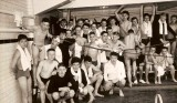 1958, 10TH JUNE - DAVE PARRY, 14 RECR., HAWKE, 47 MESS, 242 CLASS, PO TEL, ANSTEY, SWIMMING GALA 1.jpg