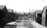 1917 - NOZZERS LANE LATER TO BECOME BENBOW LANE.jpg