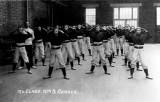 1912 - 194 CLASS IN THE GYM..jpg
