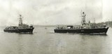 1972 MARTIN O'FLYNN, HMS DITTISHAM and HMS FLINTHAM