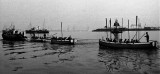 UNDATED - CUTTERS UNDER TOW ON THE STOUR..jpg