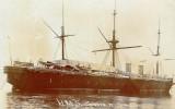 1905-1922 - HMS GANGES II. [See Ganges ashore on the HMS Ganges Association site for more details].jpg
