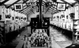 1930s - A MESS READY FOR INSPECTION..JPG