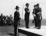 1933, 3RD JUNE - K.B.R., THE KING'S 68TH BIRTHDAY, GUEST OF HONOUR ADML. JACKSON, A.
